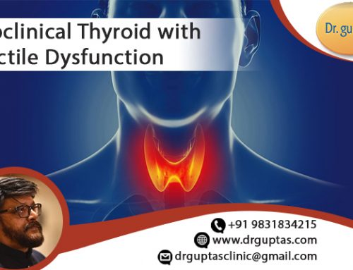 Subclinical Thyroid with Erectile Dysfunction