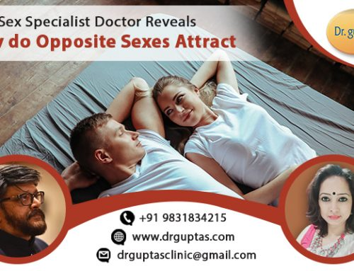 Best Sex Specialist Doctor Reveals Why Does Opposite Sexes Attract
