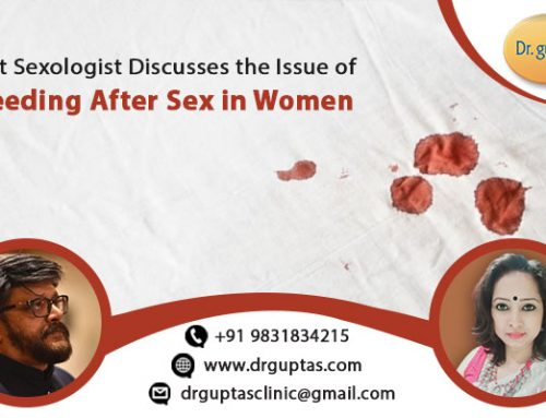 Best Sexologist Discusses the Issue of Bleeding After Sex in Women